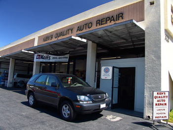 Thousand Oaks, Lexus, Toyota, Auto Repair, Conejo Valley