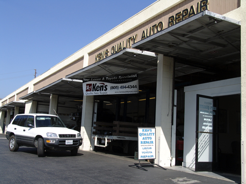 We Have Been Servicing Lexus And Toyotas Since We Opened Our Doors In Thousand  Oaks.